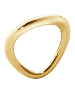 Georg Jensen Offspring ring i 18 karat guld 10015064