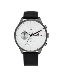 Tommy Hilfiger Chase Chronograph Classic i rustfrit stål 1791489