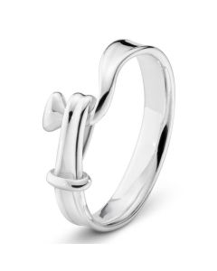 Georg Jensen Torun ring i sterlingsølv 3560640