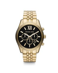 Michael Kors Lexington Black MK8286