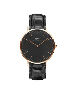 Daniel Wellington Classic Reading Black