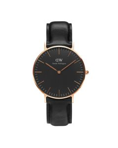 Daniel Wellington Black Sheffield Rose