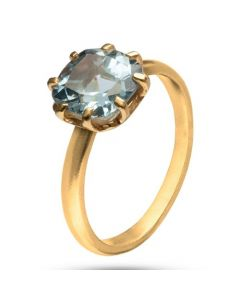 Carré Gem Candy ring