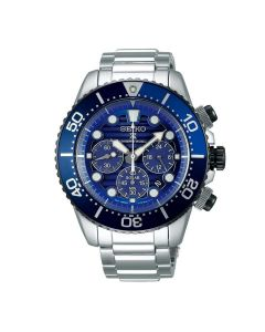 Seiko Prospex Save The Ocean Special Edition i rustfrits stål SSC675P1