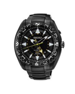 Seiko Prospex Kinetic Limited Edition i sort-coated stål SUN047P1