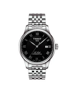Tissot Le Locle Powermatic 80 Automatic Black Dial T0064071105300