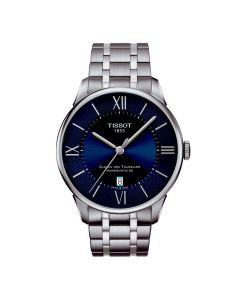 Tissot Chemin Des Tourelles Powermatic 80 Blue T0994071104800