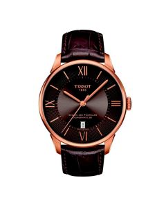 Tissot Chemin Des Tourelles Powermatic 80 Rose T0994073644800