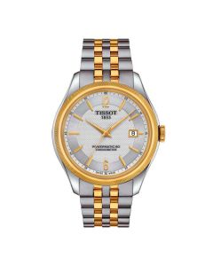 Tissot T-Classic Ballade Powermatic 80 COSC Two Tone T1084082203700